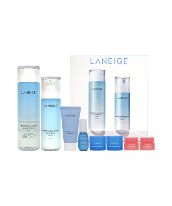 [LANEIGE] Basic Duo Special Set - 1pack (8items) No.Light