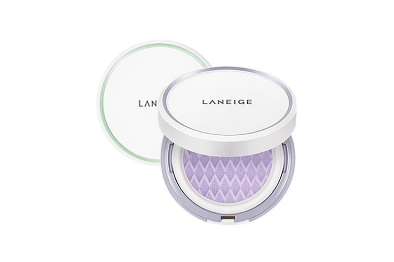 [LANEIGE] Skin Veil Base Cushion - 1pack (15g+Refill) (SPF22 PA++)