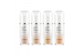 W-[LANEIGE] Skin Veil Cover Foundation - 30ml (SPF25 PA++) x 10ea