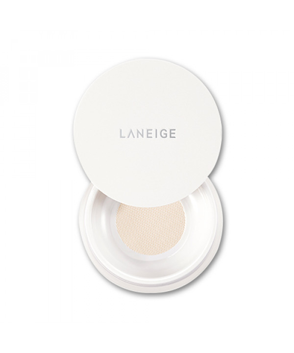 [LANEIGE] Light Fit Powder - 1pack (9.5g+Brush)