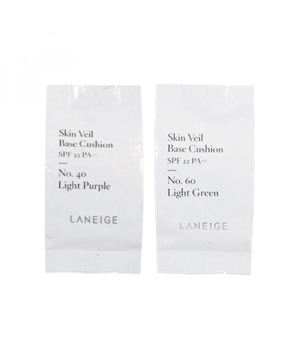 [LANEIGE] Skin Veil Base Cushion Refill - 15g (SPF22 PA++)
