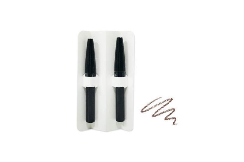 [LANEIGE] Natural Brow Liner Auto Pencil Refill - 1pack (2pcs)
