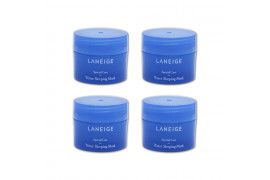 [LANEIGE_Sample] Water Sleeping Mask Samples - 15ml x 4ea