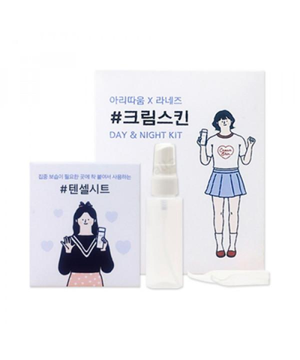 [LANEIGE_Sample] Cream Skin Day & Night Kit Sample - 1pack (3tiems)