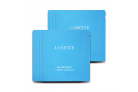 [LANEIGE_Sample] Water Bank Hydro Essence Samples - 10pcs