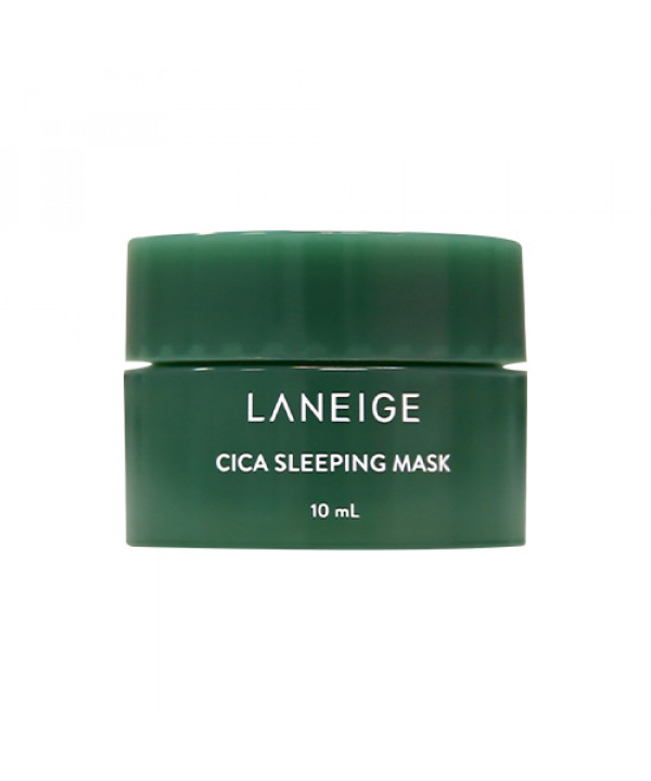 [LANEIGE_Sample] Cica Sleeping Mask Samples - 10ml