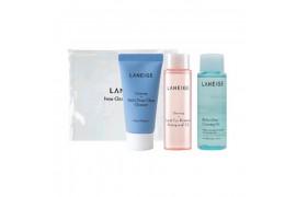 [LANEIGE_Sample] Cleansing Trial Kit Sample - 1pack (3items)
