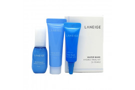 [LANEIGE_Sample] Water Bank Hydro Trial Kit Sample - 1pack (3items)
