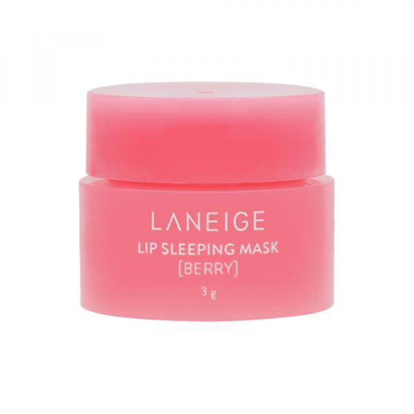 [LANEIGE_Sample] Lip Sleeping Mask Sample - 3g No.Berry
