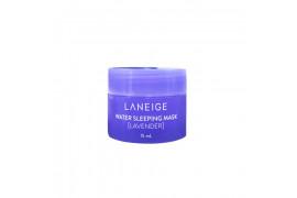 [LANEIGE_Sample] Water Sleeping Mask Lavender Sample - 15ml