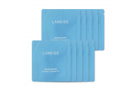 [LANEIGE_Sample] Water Bank Hydro Cream EX Samples - 10pcs
