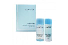 [LANEIGE_Sample] Basic Care Trial Kit Moisture Sample - 1pack (15ml x 2item)