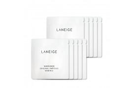[LANEIGE_Sample] White Dew Original Ampoule Essence Samples (2020) - 10pcs