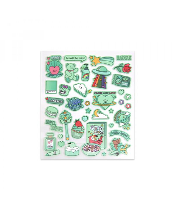 [LANEIGE_Sample] Neo Cushion Matte Sticker Sample - 1pcs