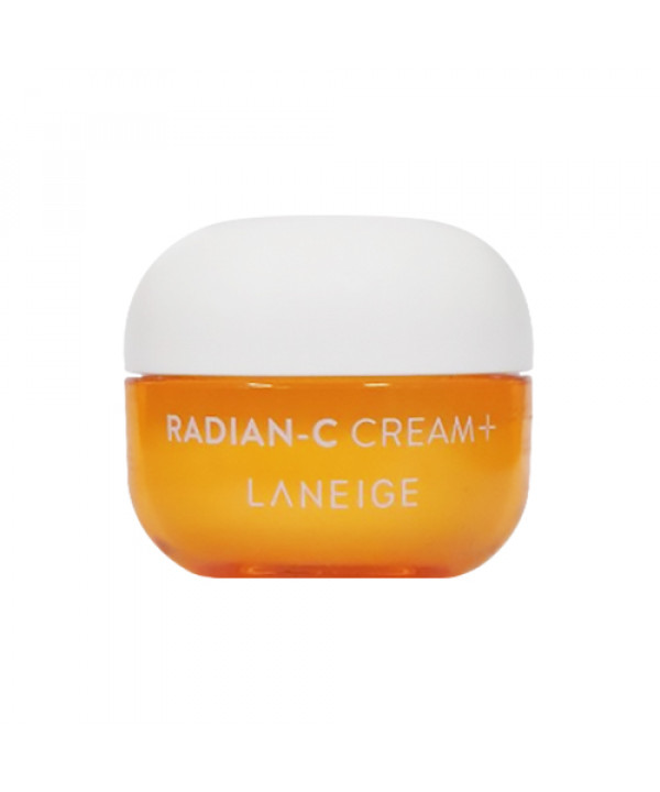[LANEIGE_Sample] Radian C Cream Plus Sample - 10ml