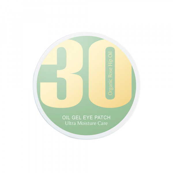 [LIME] Thirty Oil Gel Eye Patch - 1pack (60pcs)