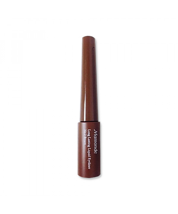 [Mamonde] Longlasting Liquid Eyeliner - 4ml No.02 Brown