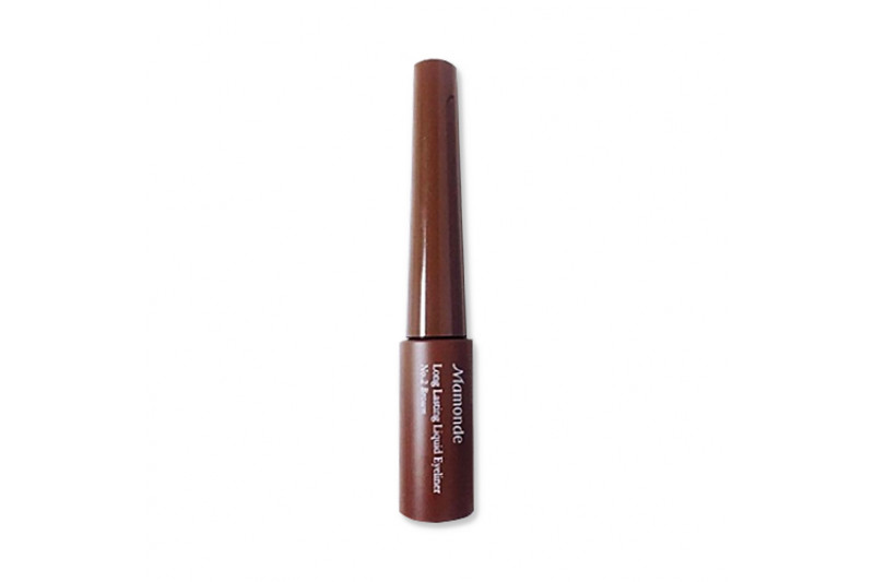 [Mamonde] Longlasting Liquid Eyeliner - 1.8g No.02 Brown