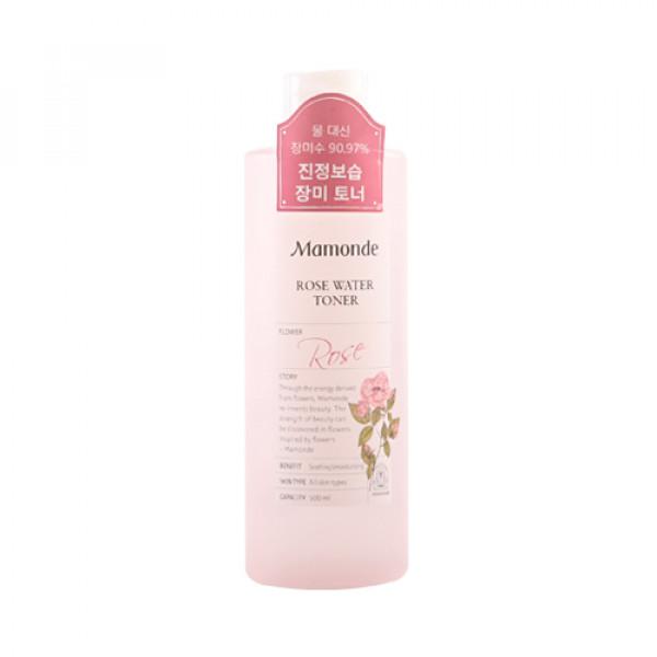 [Mamonde] Rose Water Toner - 500ml (New)