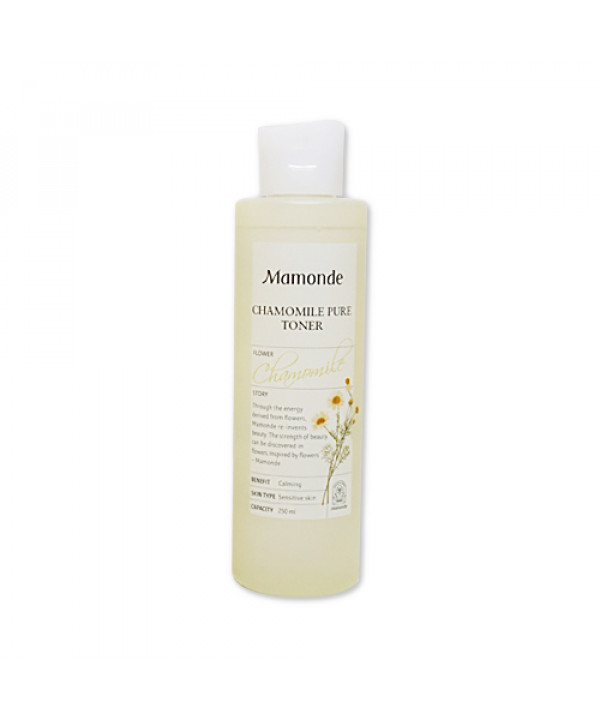 [Mamonde] Chamomile Pure Toner - 250ml