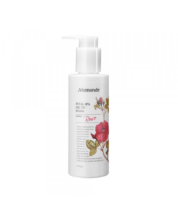 [Mamonde] Petal Spa Oil To Foam - 175ml