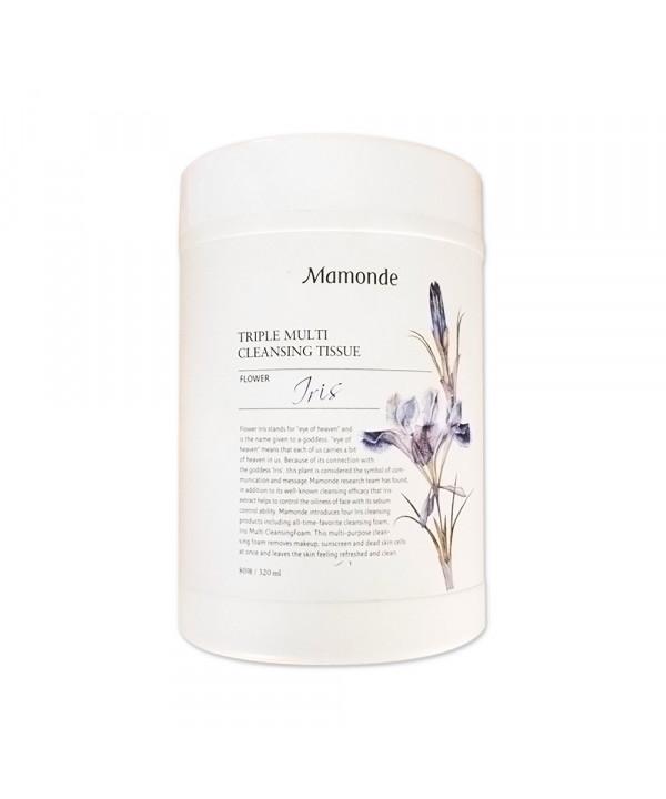 [Mamonde] Triple Multi Cleansing Tissue - 1pack (80pcs)