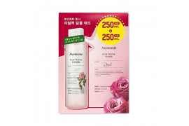 [Mamonde_45% SALE] Rose Water Toner Set (Bottle 250ml + Refill 250ml) - 1pack (2items)