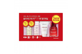 W-[Mamonde] Red Energy Recovery Serum Special Plan Set - 1pack (5items) x 10ea