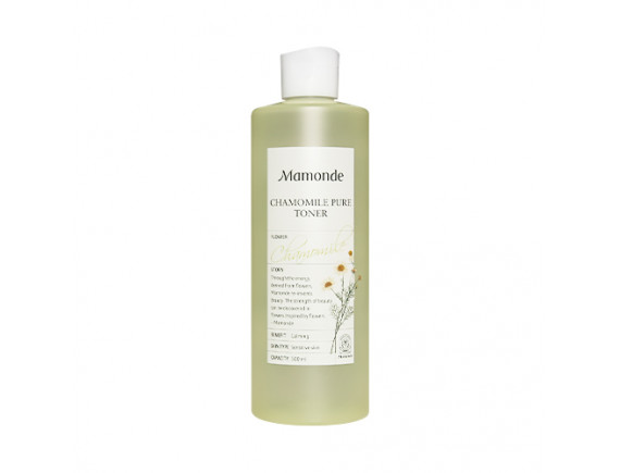 [Mamonde] Chamomile Pure Toner (Jumbo Size) - 500ml