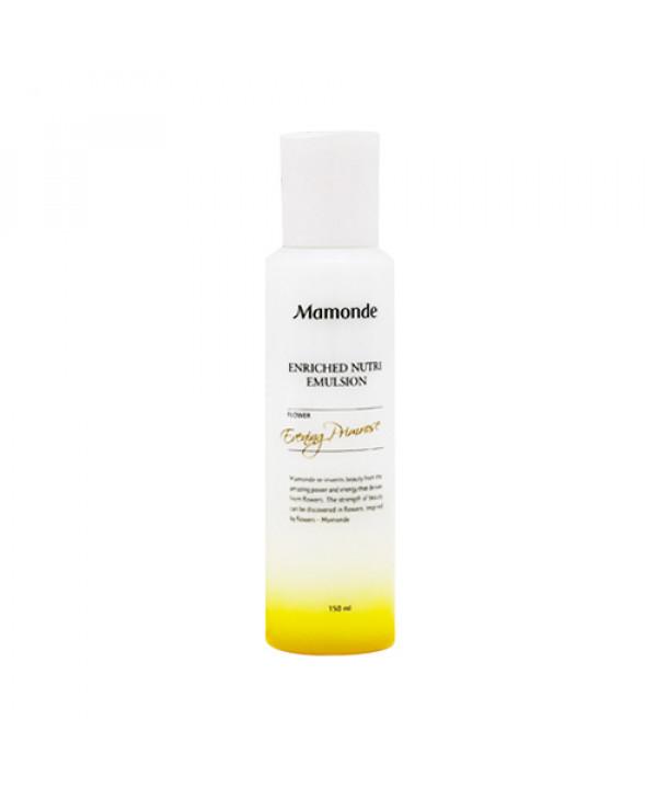 [Mamonde] Enriched Nutri Emulsion - 150ml