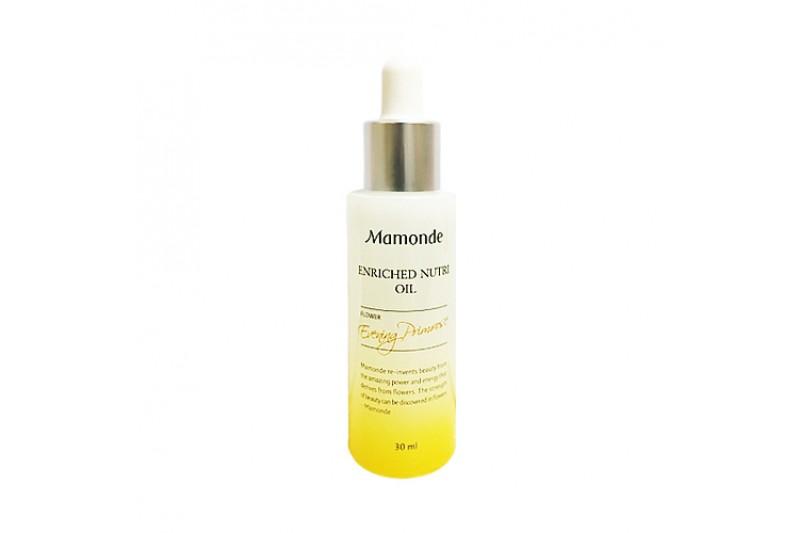 [Mamonde] Enriched Nutri Oil - 30ml
