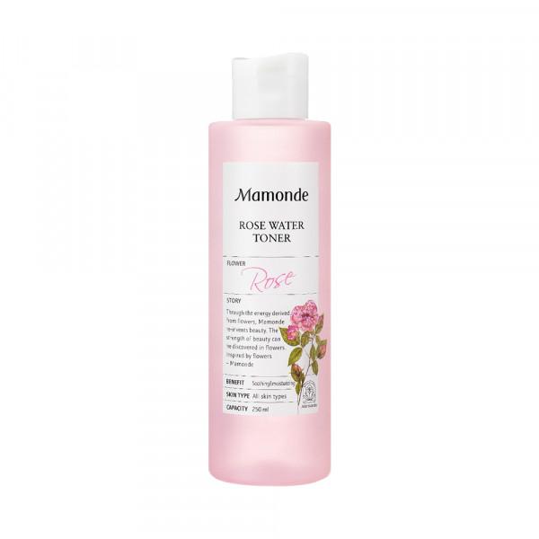 [Mamonde] Rose Water Toner - 250ml (New)