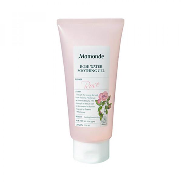 [Mamonde] Rose Water Soothing Gel - 300ml