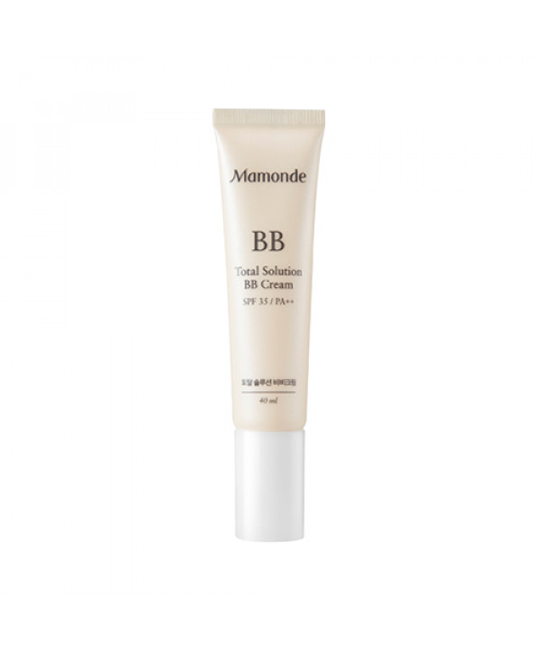 W-[Mamonde] Total Solution BB Cream - 40ml (SPF35 PA++) x 10ea