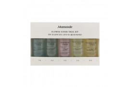 [Mamonde_Sample] Flower Toner Trial Kit Sample - 1pack (5items)