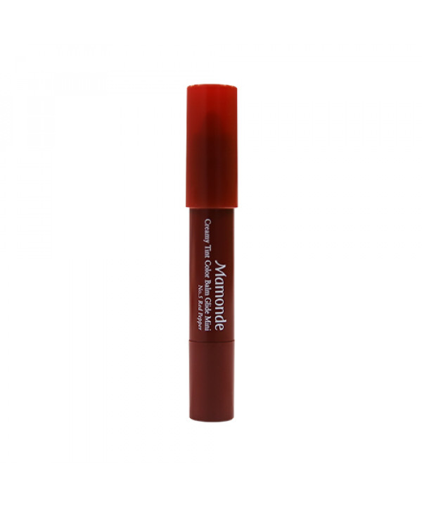 [Mamonde_Sample] Creamy Tint Color Balm Glide Sample - 0.9g No.05 Red Pepper