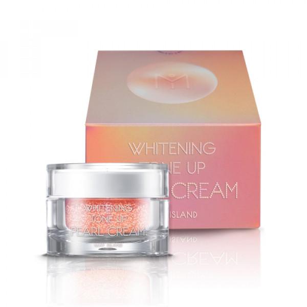[MAY ISLAND] Whitening Tone Up Pearl Cream - 50g