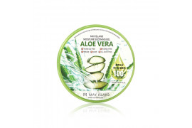 [MAY ISLAND] Aloe Vera Pure 100% Soothing Gel - 300ml