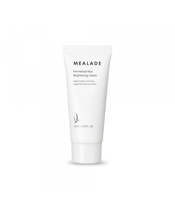 W-[MEALADE] Fermented Rice Brightening Cream - 60ml x 10ea