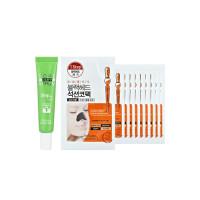 [MEDIHEAL] Sulfur Care Blackhead Suction Nose Pack - 1pack (10ml x 10pcs)