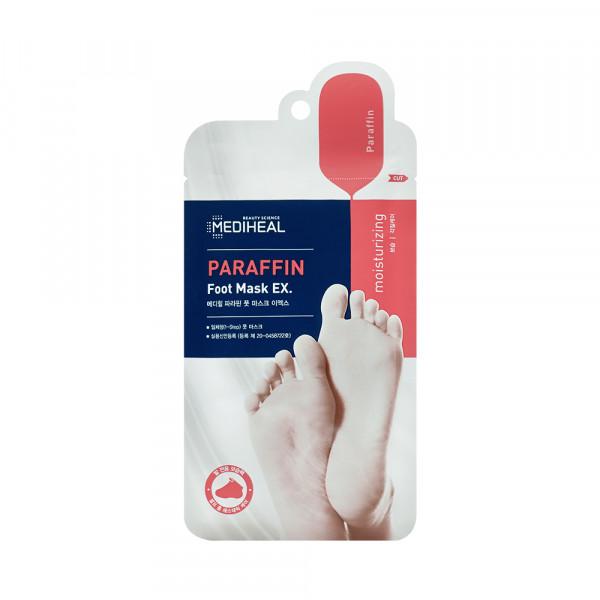 [MEDIHEAL] Paraffin Foot Mask EX - 1pack (5pcs)