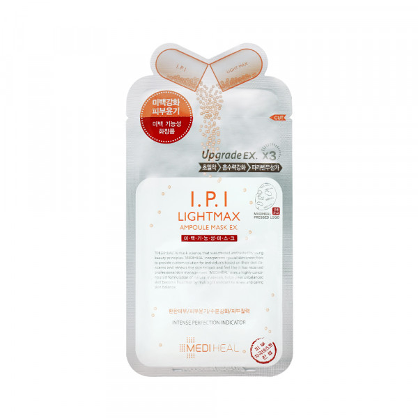 [MEDIHEAL] IPI Lightmax Ampoule Mask EX - 1pack (10pcs)