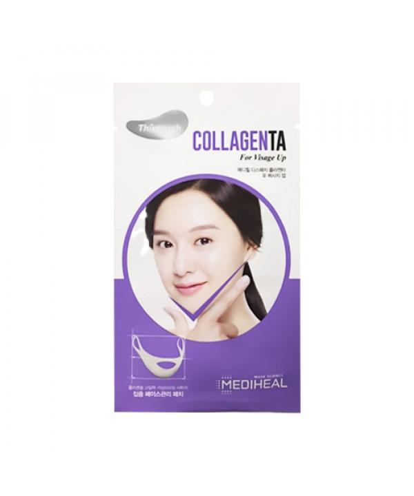 W-[MEDIHEAL] Thispatch Collagenta For Visage Up - 1pack (4pcs) x 10ea