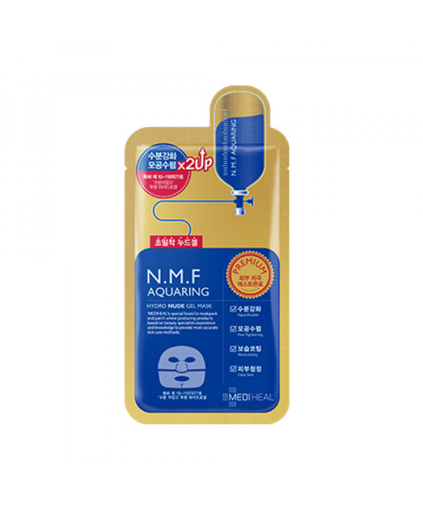 [MEDIHEAL] (M) NMF Aquaring Hydro Nude Gel Mask - 1pcs