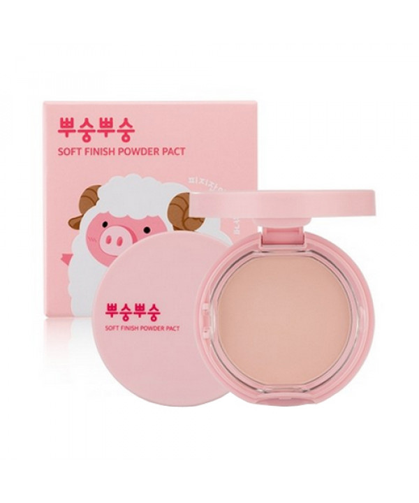 [MEFACTORY] Soft Finish Powder Pact - 9g