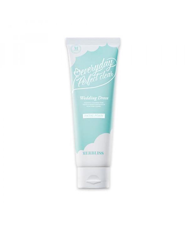 [MERBLISS] Everyday Perfect Clear Facial Foam - 120ml