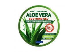[MILATTE] Fashiony Aloe Vera Soothing Gel - 300ml