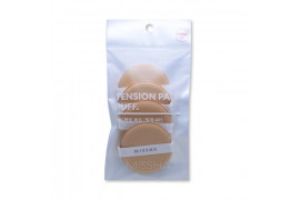 [MISSHA] Tension Pact Puff - 1pack (4pcs) No.Fitting