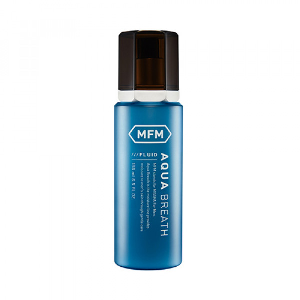 [MISSHA] For Men Aqua Breath Fluid - 180ml