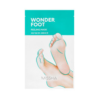 [MISSHA] Wonder Foot Peeling Mask - 1pcs